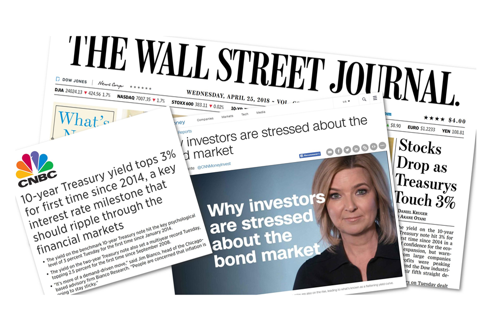 CNN, CNBC, And WSJ Mislead Investors
