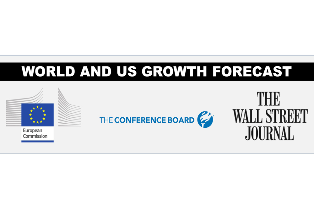 Global Growth Forecast Slows, But U.S. Outlook Remains Stable