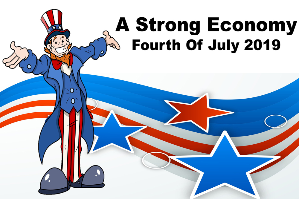 Uncle Sam Delivers A Strong Economy